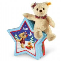 Clara Teddy Bear in Star Box